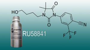 Как наносить RU58841 для волос