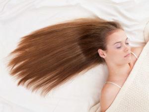 Как сделать волосы гладкими и шелковистыми