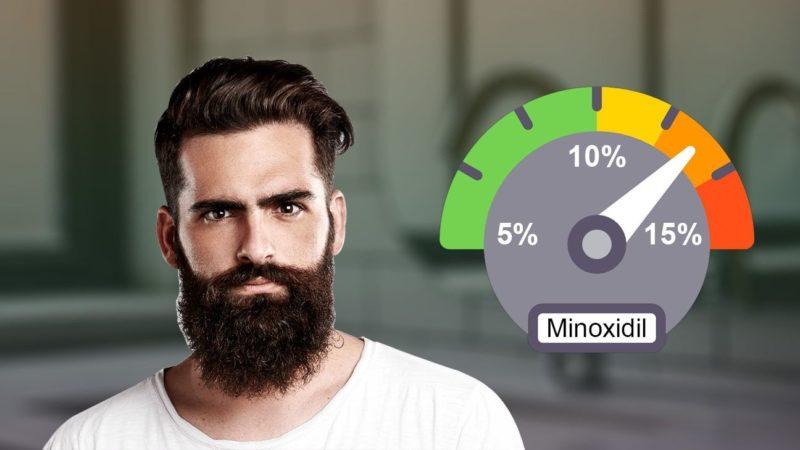 Какой процент миноксидила выбрать