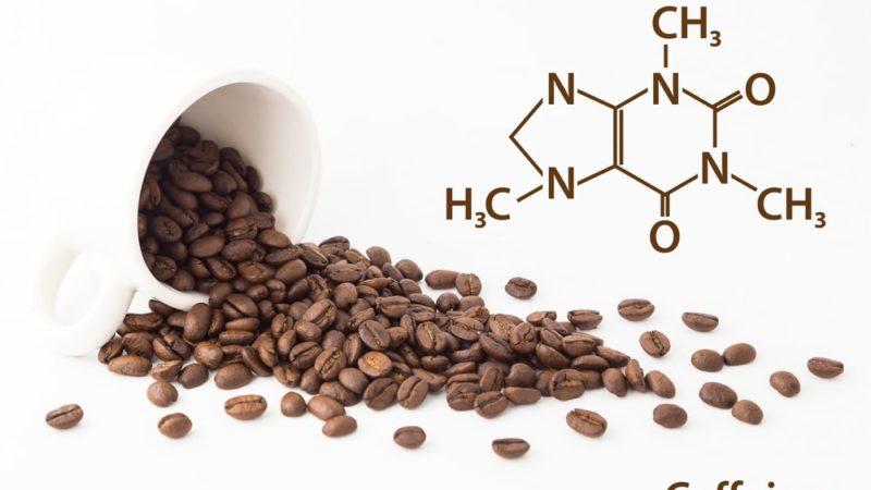 Кофеин для волос
