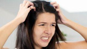 напряжение кожи головы лечение
