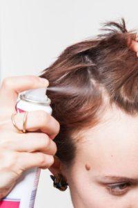 Обезжирьте волосы во сне