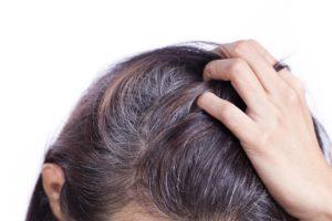Признаки старения волос