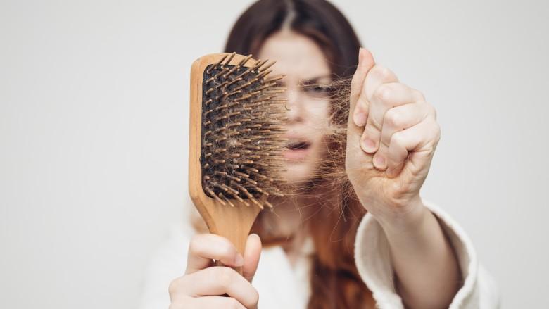 Простые средства от выпадения волос