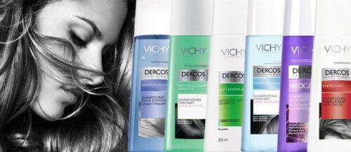 Шампунь Vichy для волос