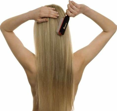 Условия для роста волос