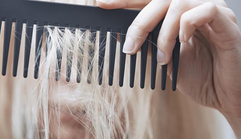 Рак и выпадение волос