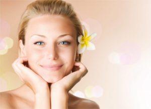 для сияющей здоровой кожи