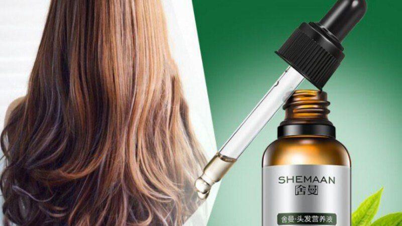 Лечебные масла для волос