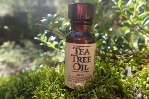 Масло чайного дерева волос