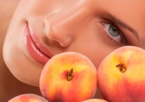 Польза персика для здоровья