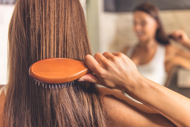 Уход за волосами натуральными средствами