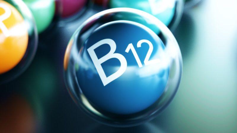 Витамин B12 для волос